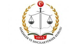 HSYK, Yargıtay ve Danıştay'a atanan yeni üyelerin isimlerini açıkladı
