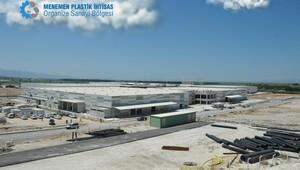 Plastik İhtisas OSB'de yatırımlar sürüyor