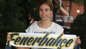 Ayşe Cora, Fenerbahçe'de!