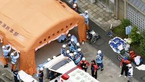 Japonya'da bıçaklı dehşet: 19 kişi öldü