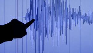 Akdeniz'de peş peşe deprem