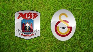 Aarhus Galatasaray hazırlık maçı hangi kanalda saat kaçta? (İşte Galatasaray 11'i)