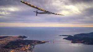 Güneş enerjili uçak Solar Impulse 2, dünya turunu tamamladı