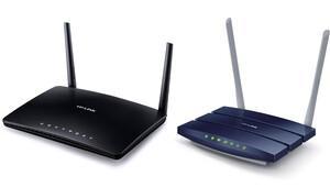 TP-LINK'ten yüksek hızlı modem ve router