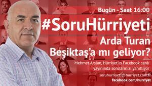 #SoruHürriyeti'ne bugün Mehmet Arslan konuk oluyor