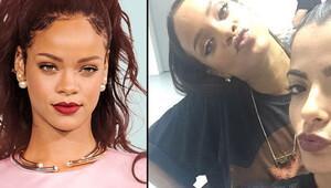 Rihanna'dan hayranına Türkçe