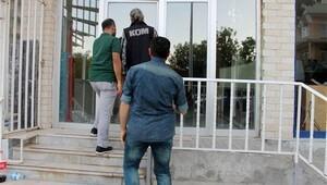 Kırşehir'de yurda baskın: Kaçmak için tünel yapmışlar