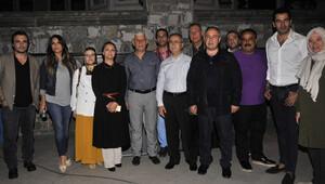 Kenan İmirzalıoğlu, 'Kısıklı Meydanı'nda halka seslendi