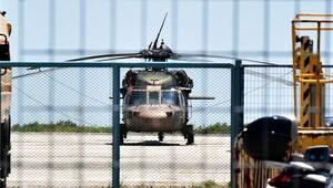 O helikopterde kriptolu telsizler vardı