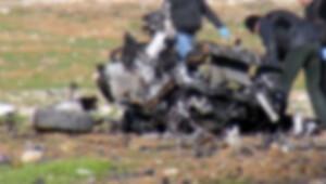 Hakkari'de patlayıcı yüklü araç infilak etti