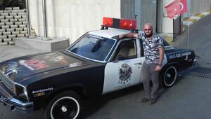 Polis, Halk Özel Harekat otomobilini trafikten yasakladı