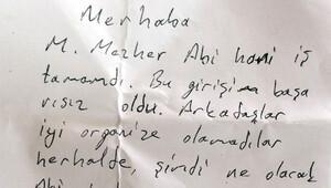Gülen'in yeğenine not: Hani iş tamamdı
