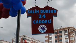 'Salih Dursun 24' Caddesi'nin adı değişiyor