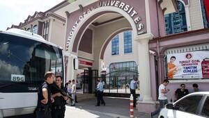 Etlik'ten Turgut Özal'a emniyet yürüyüşü