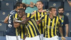 Fenerbahçe Monaco'yu Emenike'nin golleri ile geçti (Maç özeti ve goller)
