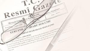 Eğitim ile ilgili iki kanun maddesi Resmi Gazete'de