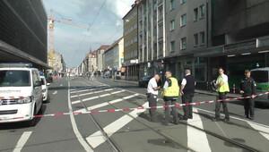 Önce Zirndorf, ardından Mc Donald's'ın önü ve son olarak Willy Brandt Meydanı..
