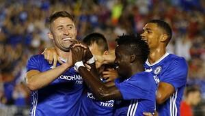 Chelsea zor da olsa kazandı!