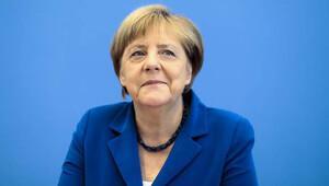 Almanya Başbakanı Merkel'den 'Türkiye' açıklaması