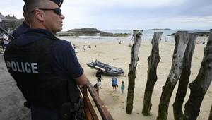 Fransa'da plajları asker ve polis koruyacak