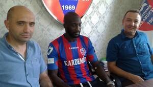 Yatabare Kardemir Karabükspor'da