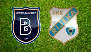 Medipol Başakşehir Rijeka maçı hangi kanalda saat kaçta?
