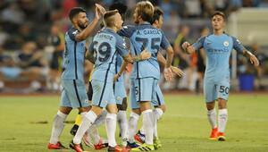 Manchester City, Dortmund'u penaltılarla geçti!