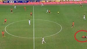 Başakşehir-Rijeka maçında Emre Belözoğlu sakatlandı