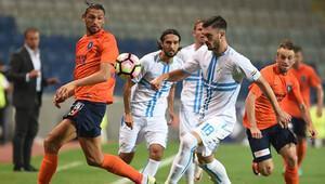 Medipol Başakşehir 0-0 Rijeka / MAÇIN ÖZETİ