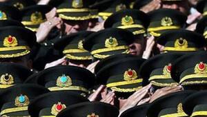 TSK: 99 albay, general ve amiralliğe yükseltildi