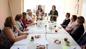 Bayraklı'da kadınlara liderlik dersi