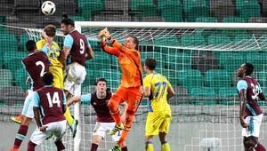 West Ham'a Avrupa şoku!