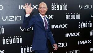Jeff Bezos dünyanın en zengin üçüncü insanı