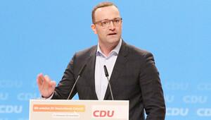CDU'lu Jens Spahn: Köln'de değil, gidin Türkiye'de sokağa çıkın