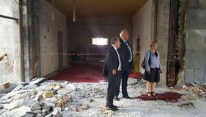 Alman Büyükelçi Erdmann: Çok şükür başarısızlıkla sonuçlandı