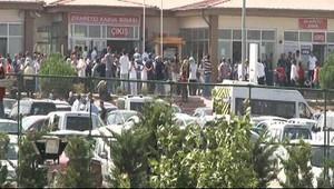 Silivri Cezaevi'nde tutuklu askerler için ilk görüş günü