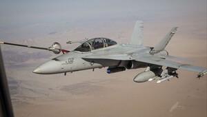 ABD'ye büyük şok! Savaş uçağı düştü