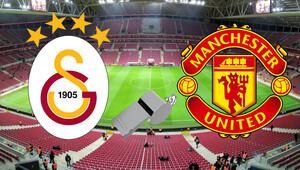 Galatasaray Manchester United maçı bu akşam hangi kanalda saat kaçta?
