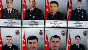 Son dakika haberleri: Hakkari'de şehit olan askerlerin kimlikleri belli oldu!