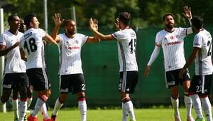Beşiktaş 3-0 Eibar / MAÇ ÖZETİ
