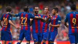 Barcelona'nın sezon siftahını Arda yaptı