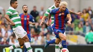 Barcelona 3-1 Celtic / MAÇ ÖZETİ