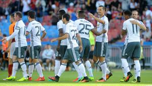 Galatasaray 2-5 Manchester United / Maçın Özeti ve Golleri