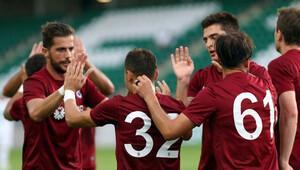 Trabzonspor: 2 - Györi ETO: 0