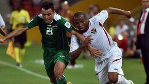 Filistin'de futbola İsrail engeli