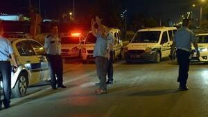 Ceza yazan polisi 'Hepiniz FETÖ'cüsünüz diyerek yumrukladı