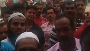 S. Arabistan'daki aç kalan Hint işçiler