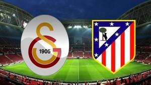 Atletico Madrid'den Galatasaray'a şok!