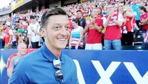 Bunu sadece Mesut Özil yapar