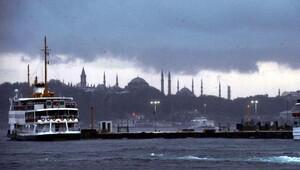 Meteoroloji uyardı: İstanbul'a sağanak yağış bekleniyor